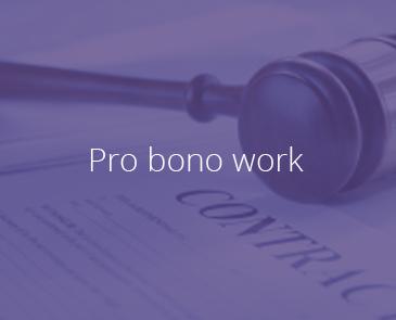probono-work