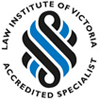 Wills and Estate Planning Specialist accredited by the Law Institute of Victoria