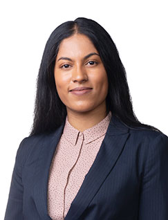 Lisa George - Paralegal - Parle Lawyers