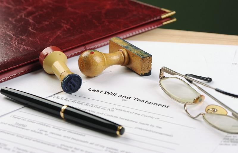 probate lawyer documents