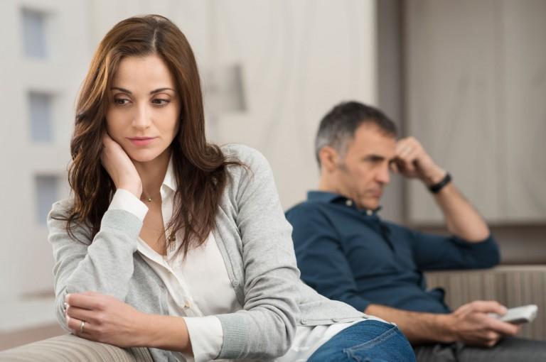 divorce woman assets