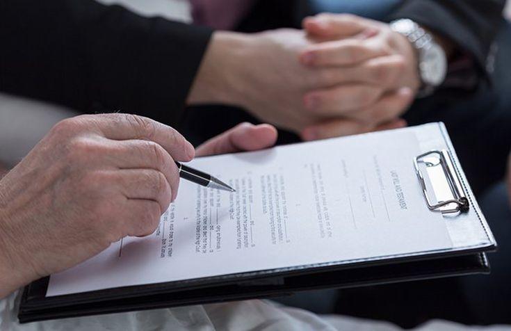 testamentary trust signing
