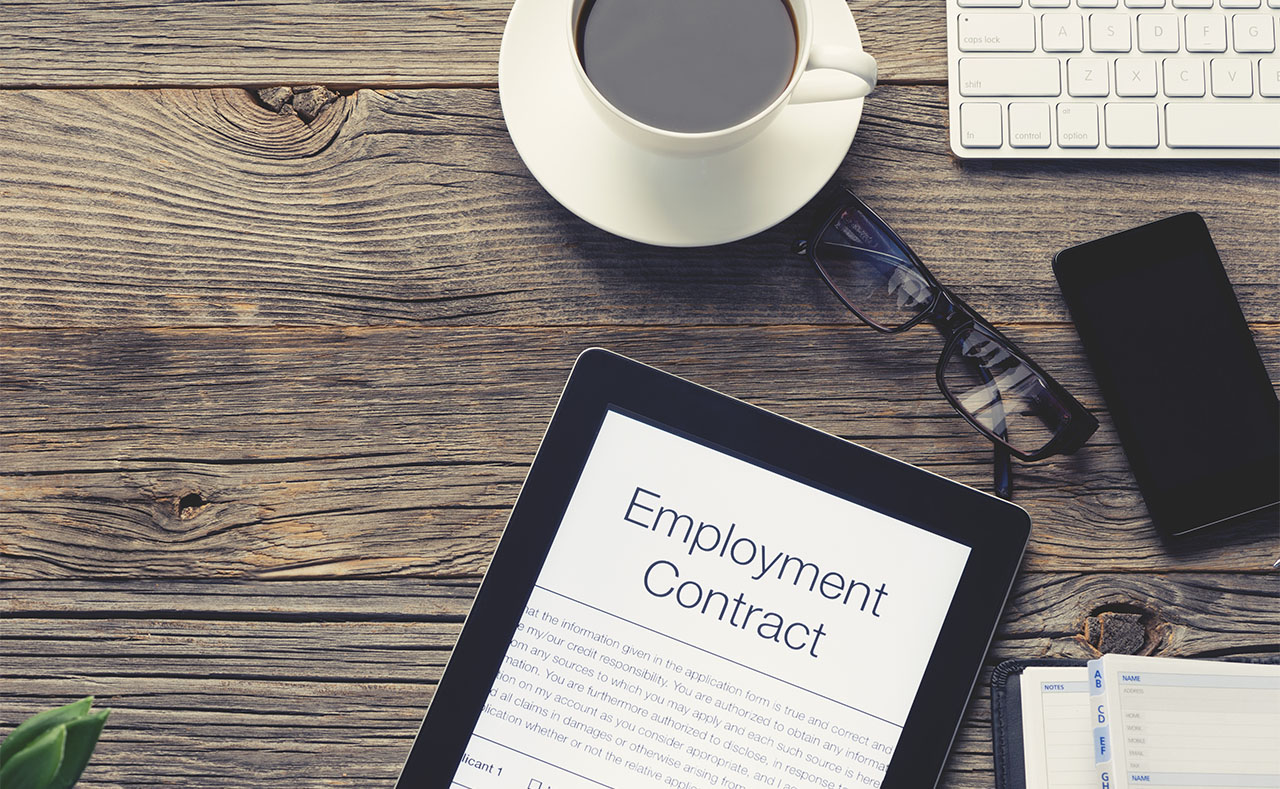 Parke Lawyers - Employment Lawyers - Employment Contracts