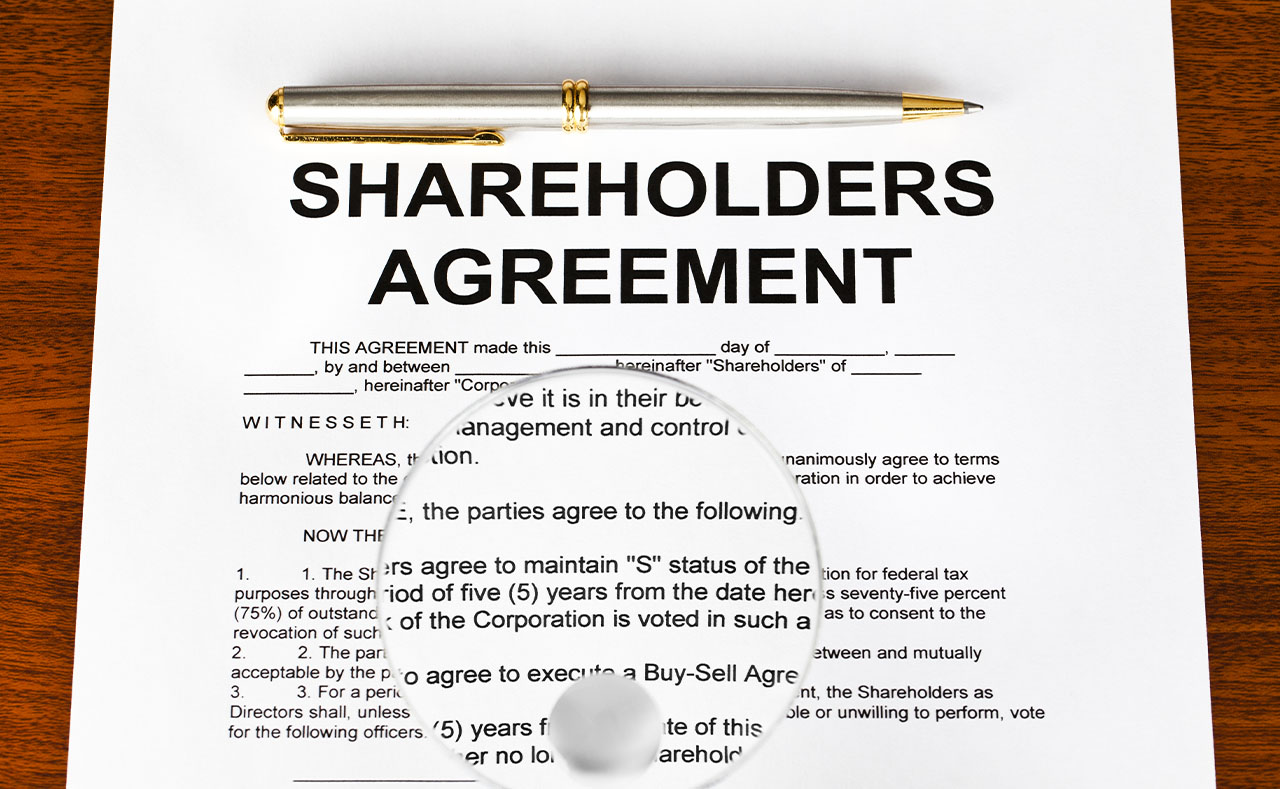 Parke Lawyers - Business Lawyers - Shareholder Agreements